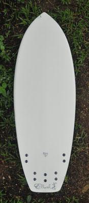 """#84 White Sesame 5'2"""""""