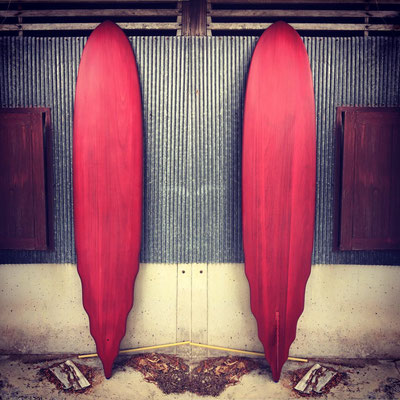 """582 FlameTail NoseRider 9'2"""""""
