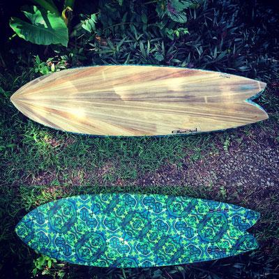 """#475 Tribal Fish Venturi 5'8"""""""