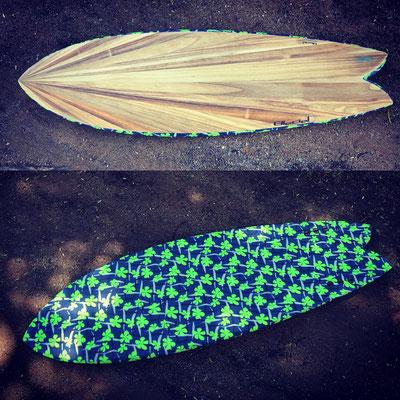 """#474 Tribal Fish Venturi 5'8"""""""