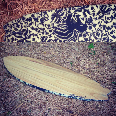 #356 Mixed Supra Fish 5'5""