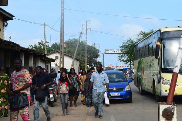 Aneho - an der Grenze zum Bénin