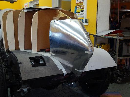 Packard 1929 Heck