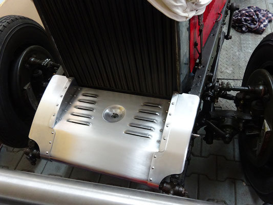 Packard 1929 Front