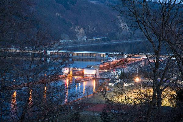 Kraftwerk Aschach