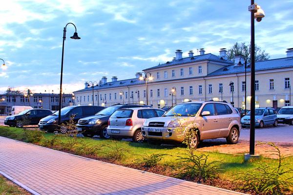Daugavpils Fortress in Daugavpils, Latvia