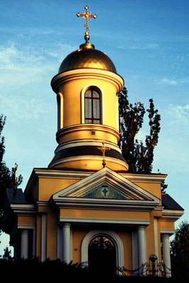 Church of St. Nicholas in Mykolaiv, Ukraine