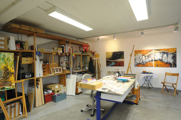 1 Kunstmagazin, Atelier für Malerei und Grafik