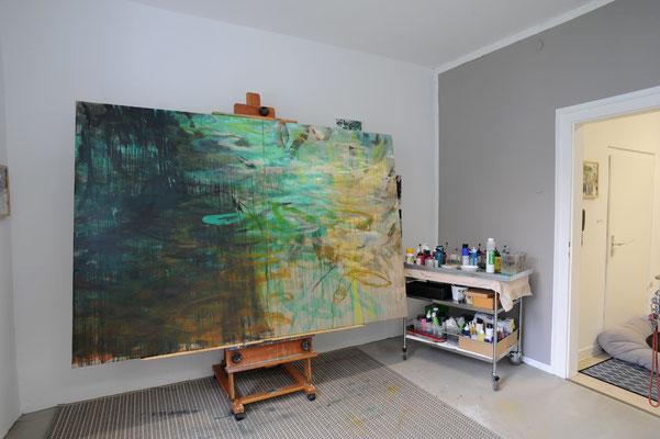 17 Atelierhaus Gruppe 11, Stefanie Kainhorst