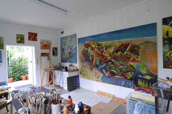 16 HofAtelier, Otto Cottmann
