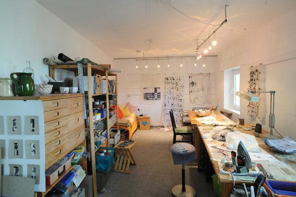 10 Atelier Bochum-West, Renate Schieck