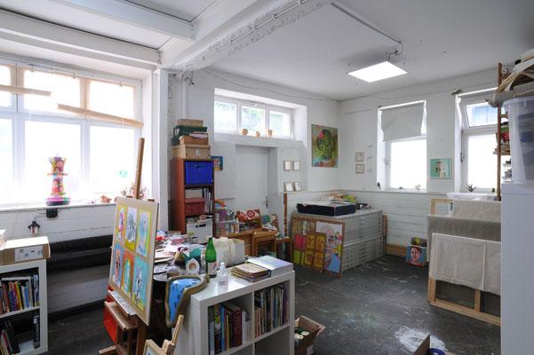17 Atelierhaus Gruppe 11, Wibke Brandes