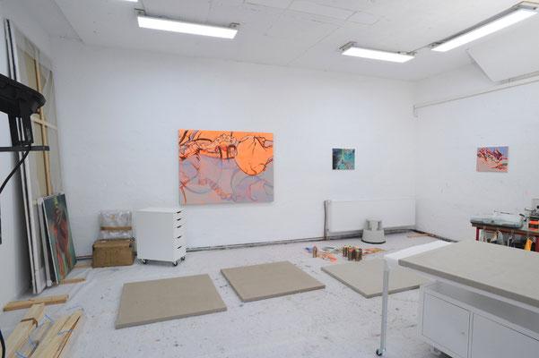11 Kunstraum Seifenfabrik, Daniela Werth