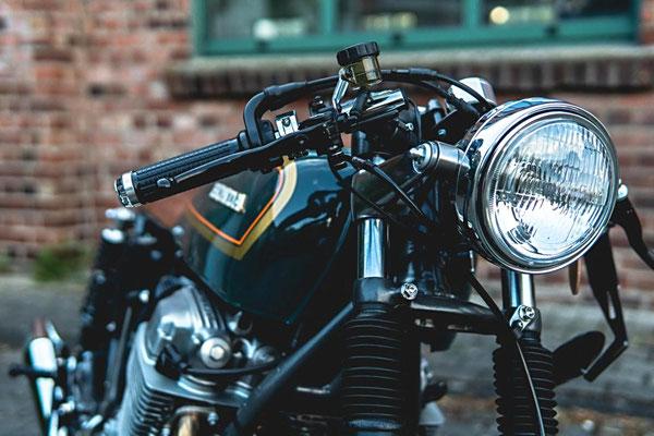 HONDA CB750 CB550 SOHC CAFE RACER BOBBER STAINLESS STEEL as464
