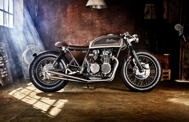 Cafe Racer Scrambler Bobber Handcrafted Motorcycles To Escape From