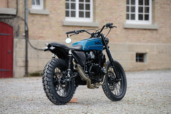 Mellow Motorcycles Suzuki GS1000 1980 - Scrambler