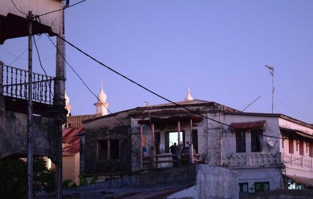 Maison ancienne de Majunga (En face Alliance Française)