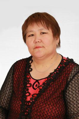 Герасимова Мария Егоровна
