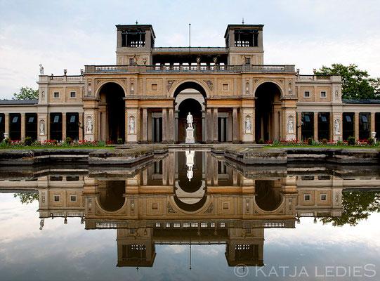 Potsdam - Orangerieschloss von Sanssouci