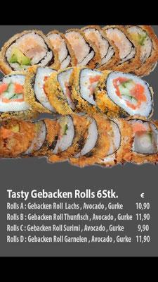 Tasty Cuisine | Tasty Sushi Tasty Cuisine