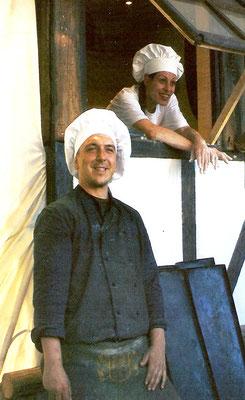 Der Chef und Inhaber vom Bodensee backhäusle Daniel Blanz