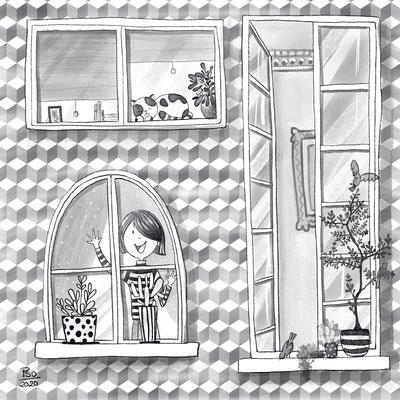 31Días 31dibujos Domestika