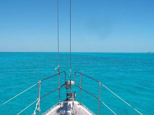 Bahamas-Segeltörn