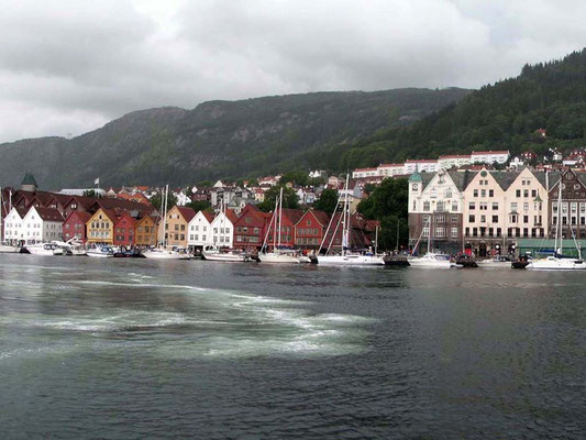 Hafen in Norwegen