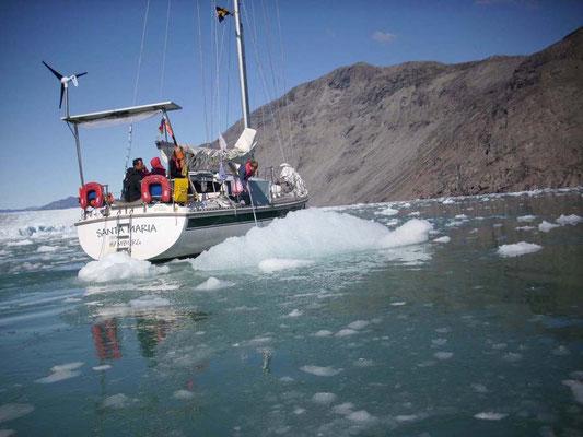 Segeltörn Grönland