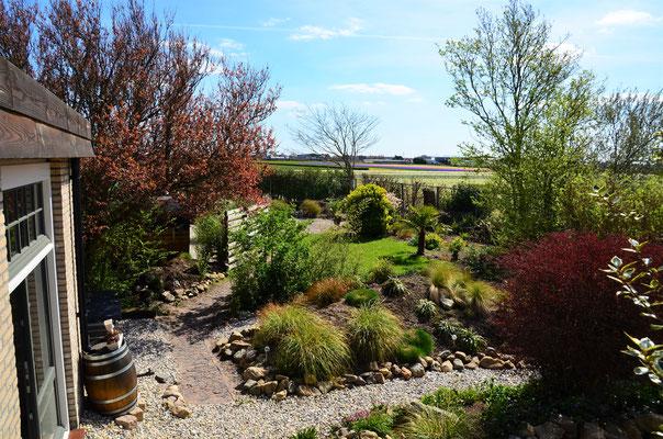 Werfen Sie einen Blick in unseren Garten