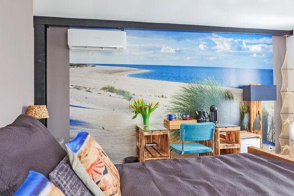 Bed & Breakfast vlakbij het strand