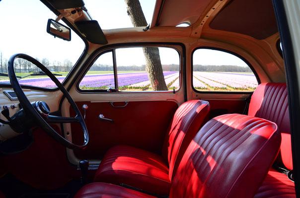 Wedding car rental Bollenstreek
