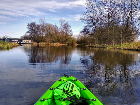Kayak Lisse