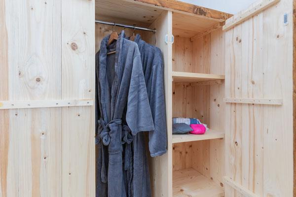 Genieten in de sauna