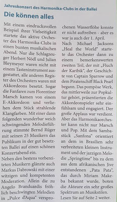 Neckarsulmer Woche, 06. April 2017