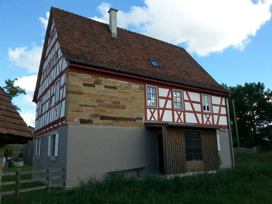 ehemaliges Neckarsulms Haus