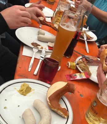 Weißwurst-Frühstück - ganz wie es jeder mag