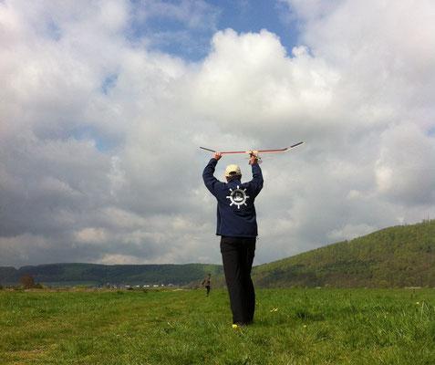 Freifliegen unterm Krayenberg'2015