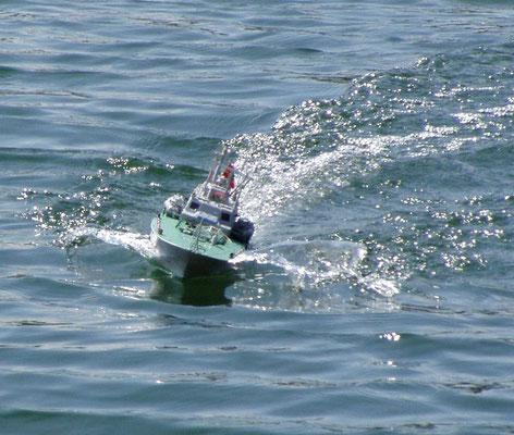 KTS-Boot von A. Pfeifer