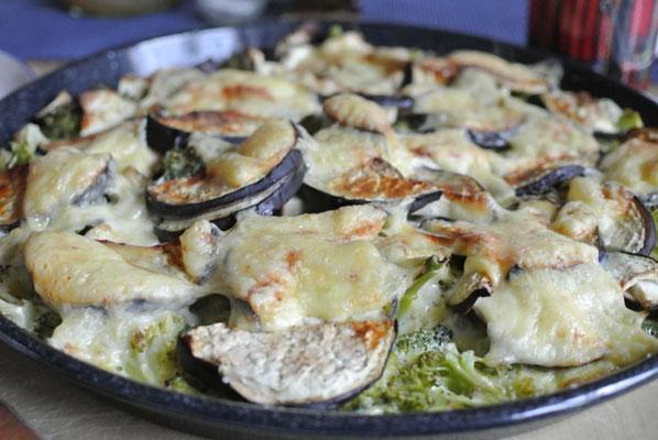 Omelette aus dem Ofen für Thermomix