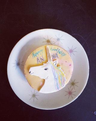 Einhorn -Keks