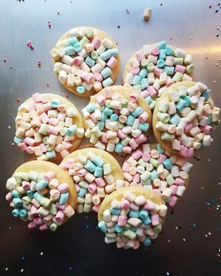 Marshmallowkekse