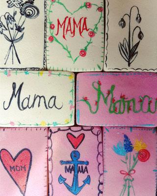 Muttertags- Kekse