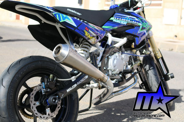 Malcor Pitbike , Malcor Racing Shop