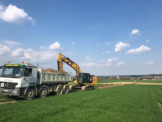 Wegebau in Unterthürheim