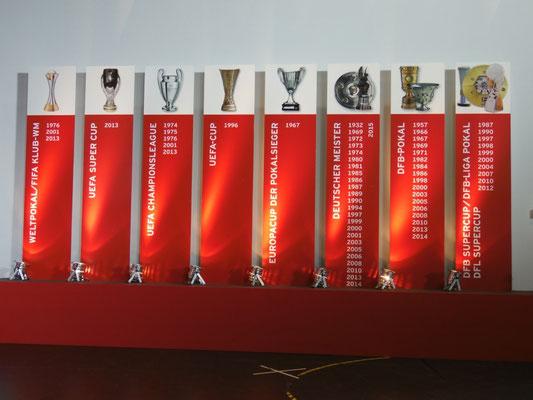 die Erfolge des FCB