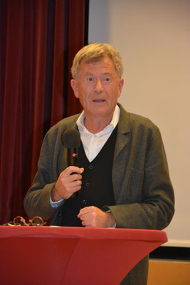 DDr. Klaus Posch, Gastreferent