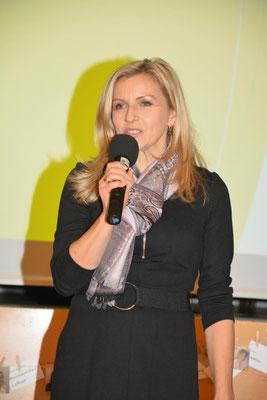 Gerda Fuchs, Sozialarbeit BH Hartberg-Fürstenfeld