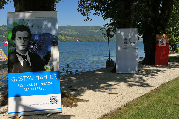 Impressionen Gustav Mahler Festival Pressekonferenz 2018