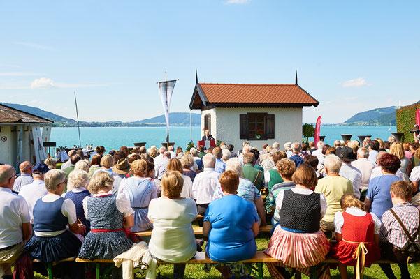 Eröffnung Mahler Festival 2016